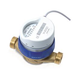 Single Jet koud watermeter